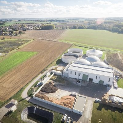 Centrale Biogaz Du Vermandois