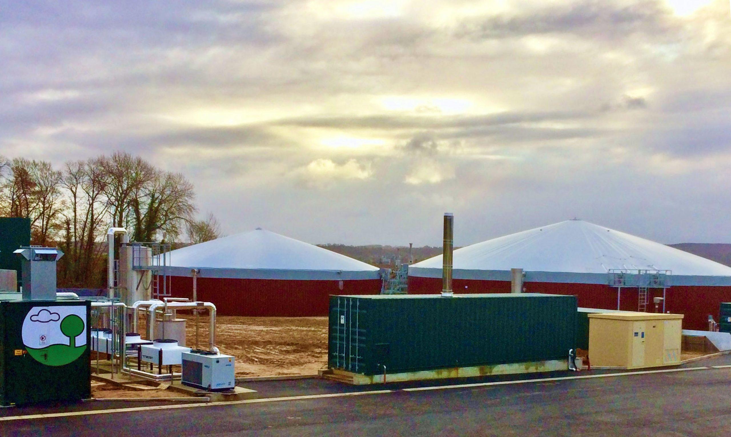 engie bioz centrale biometa 1
