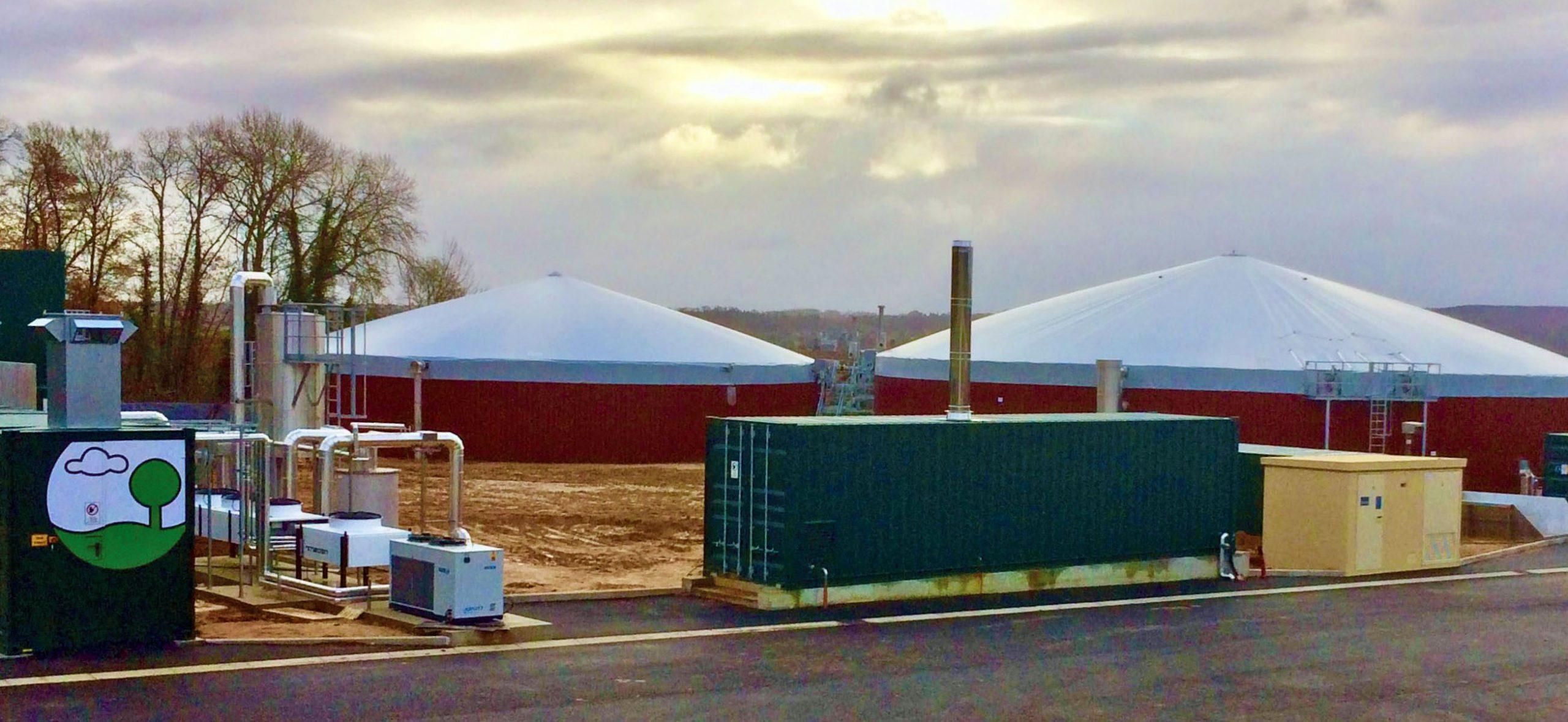 engie bioz centrale biometa