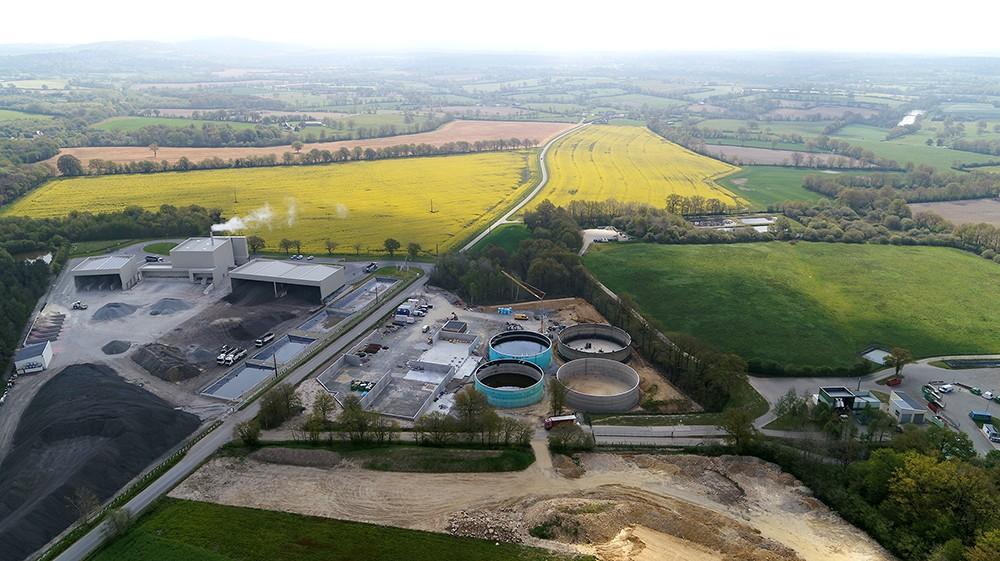 centrale biogaz des coëvrons